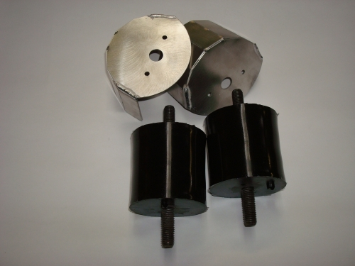 GTO Polyurethane Engine Mounts